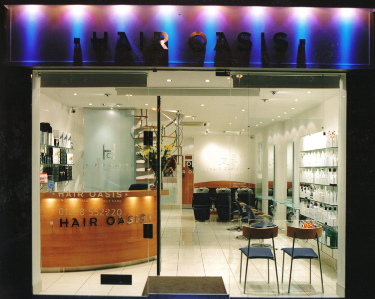 Top Hairdressers In Essex Hair Oasis Hairdressers Pitsea