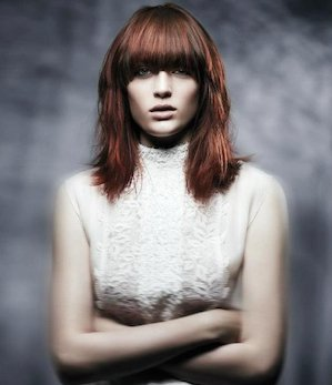 mid length medium hair cuts and styles