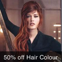 Hair-Colour-Sale half price hair colour