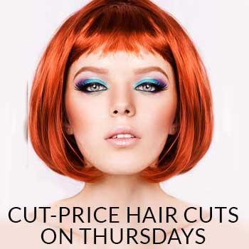 Cut-Price Hair Cuts on Thursdays