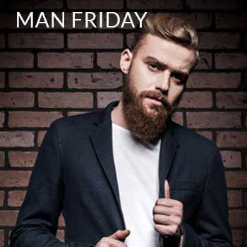 Man Friday!