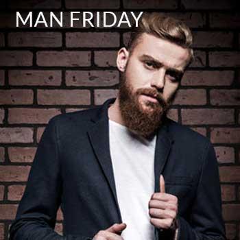 Man Friday!