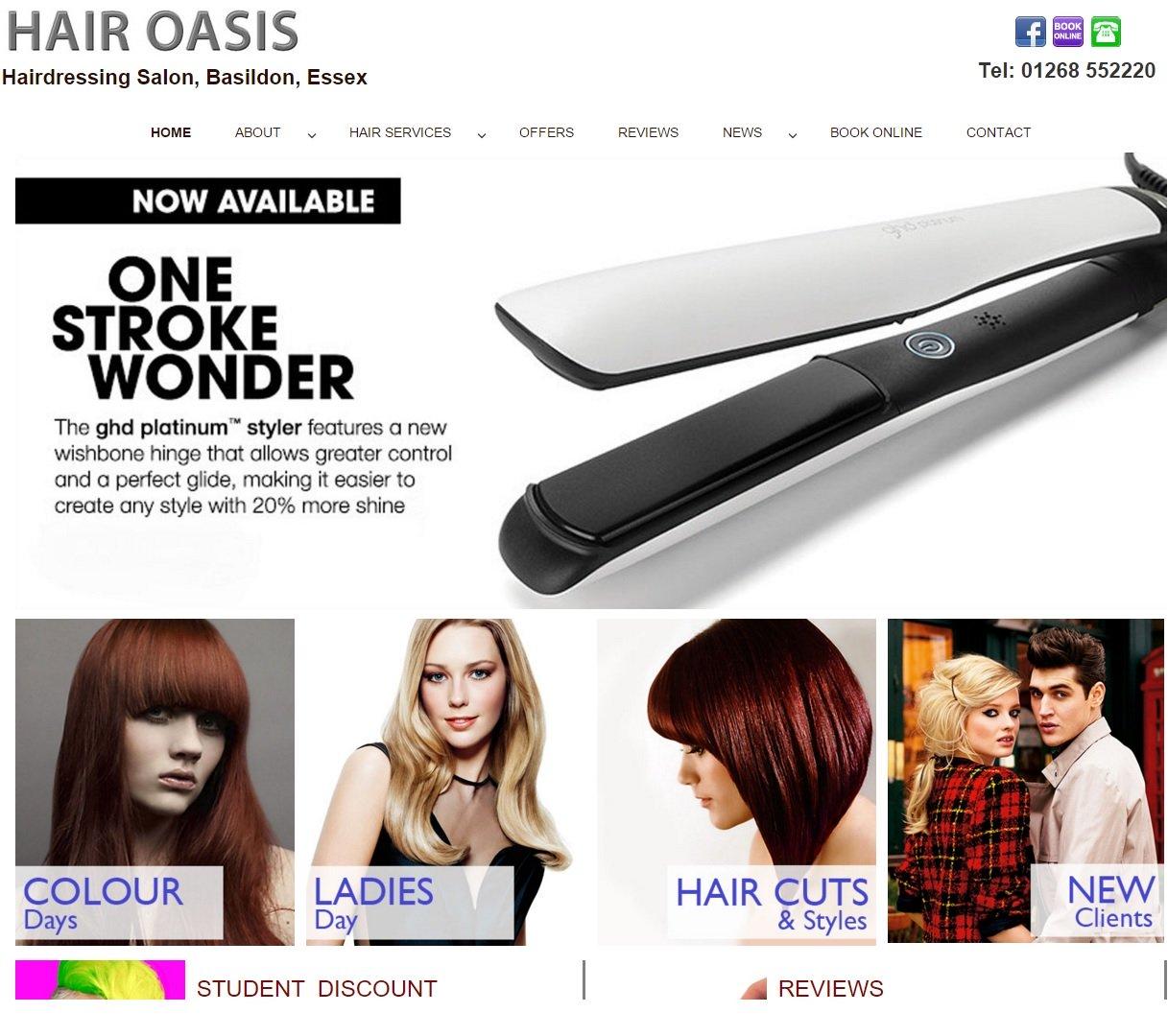 Expert Hair Cuts Amp Hair Styles Basildon Hair Salon Essex